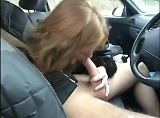First blowjob in car then Fucked at home