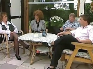Group sex with mature women - 5