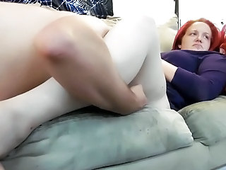 Licking Redhead Amateur Amateur Homemade Wife Pussy Licking