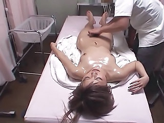 Japanese fake massage 8