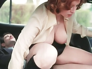 Vintage Clothed Natural Milf Ass