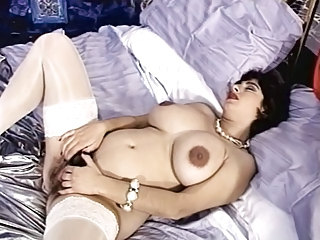 Mature with Very Hairy Pussy & Pits 1