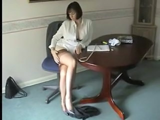 Amazing Legs MILF Stockings Teacher Son Stockings Milf Stockings Mature Cumshot French Squirt Orgasm