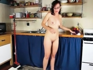 Kitchen Amateur Glasses Amateur Milf Ass Tits Mom