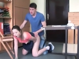 Clothed Doggystyle Teen Classroom Clothed Fuck Crazy