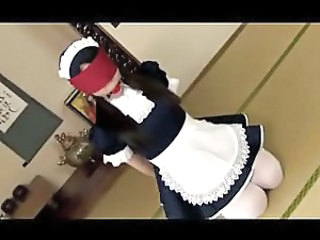 Maid Asian Bondage