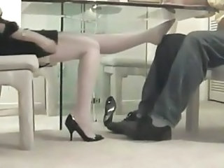 Feet Fetish Legs Nylon
