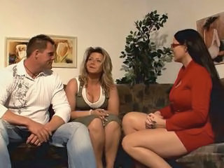 Threesome Wife Big Tits Big Tits German Big Tits Milf