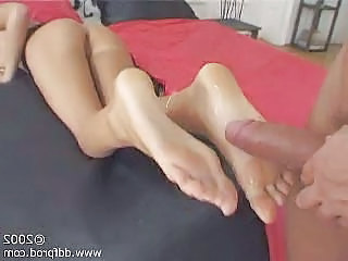 Brunette Sex And Footjob..rdl