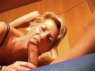 Blowjob European German Blowjob Mature European German