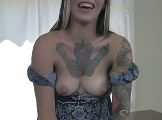 Punk Taurus fucked (and breast milk) _: hardcore piercing pov tits tattoos