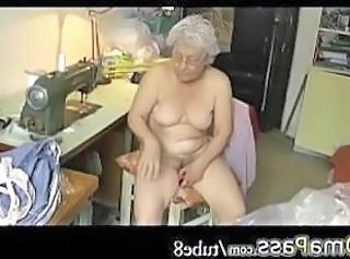 Granny Chubby Ass Cheater