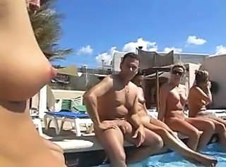 Swingers Pool Groupsex Amateur Outdoor Outdoor Amateur