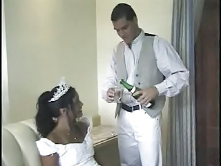 Brazilian Drunk Bride Latina