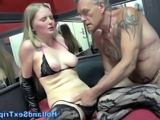 Amateur Daddy  Amateur Daddy Milf Stockings