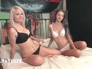 Video from: empflix   Older guy fucking with two teen