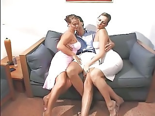 Threesome Amazing Milf Threesome Threesome Milf