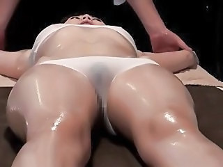 Oiled Asian HiddenCam Massage Asian Massage Oiled Oiled Ass