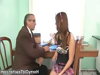 Student Teacher Teen Dad Teen Daddy Old And Young