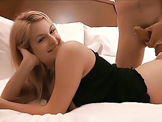 Danielle First Time Anal