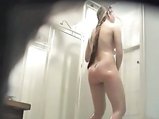 Showers Voyeur HiddenCam Hidden Shower