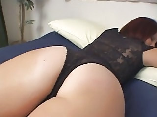 Sleeping Babe Ass Babe Ass Lingerie Sleeping Babe