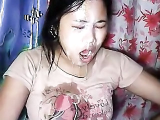 Asian Bukkake Thai Huge