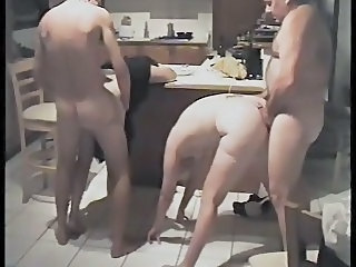 Wife Swingers Amateur Amateur Homemade Wife Kitchen Sex