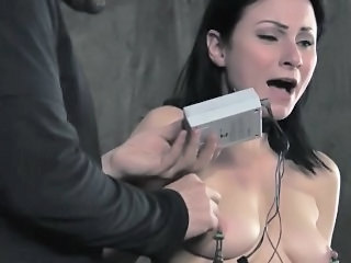 Bdsm Extreme Nipples Pain Bdsm Pump Whip
