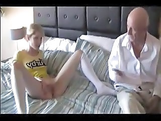Daughter Gets Sex from not Dad WF