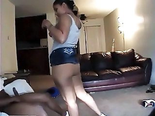 Ass HiddenCam Interracial Voyeur Wife Cheating Wife Wife Ass Caught Cheerleader Dress Forced