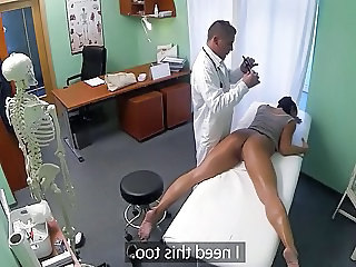 Doctor HiddenCam Oiled