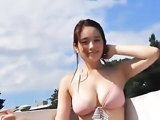 Korean Outdoor Asian Asian Babe Babe Outdoor Bikini