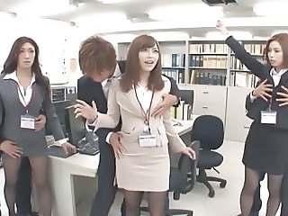 Orgy Secretary Uniform Japanese Milf Milf Asian Milf Office