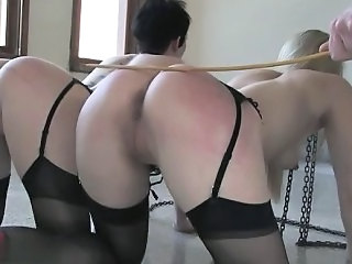Spanking Housewife