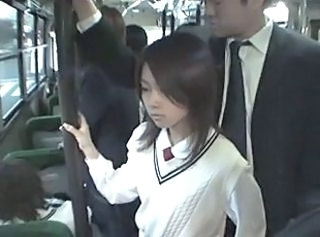 Bus _: asian amateur