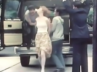 Forced Gangbang Vintage Forced Outdoor