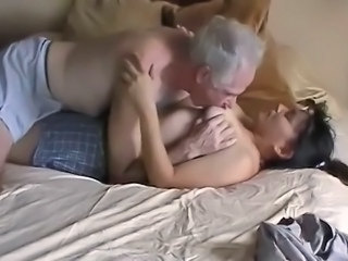 Homemade Old And Young Wife Amateur Boss Homemade Wife