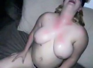 Wife blows hubby and friend