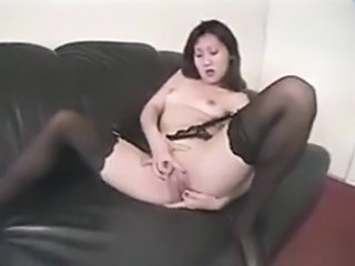 Asian Korean Masturbating Milf Asian Milf Stockings Stockings