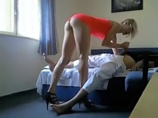 Legs Handjob HiddenCam