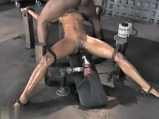 Bdsm Bondage Machine Slave Bdsm Bbw Babe