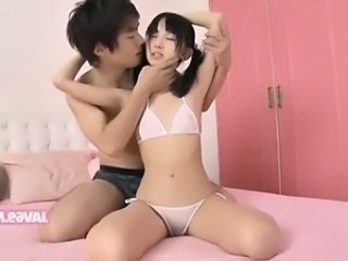 Cute Seductive Korean Girl Banging