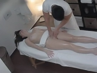 Massage HiddenCam Oiled Massage Oiled Oiled Ass Lesbian Massage