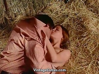 Erotic Kissing Farm Barn Farm Softcore