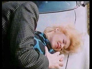 Marilyn Jess - Blonde Beauty and a Car..