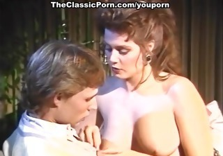 orall-service seduction from the breasty girl