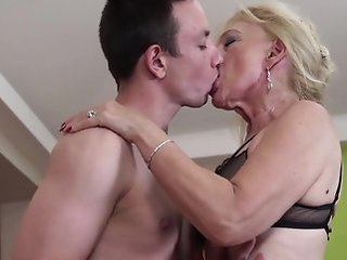 boy with mom   creampie   cumshot   grandma   mature   milf   mommy   mother   old woman   son and mommy   young
