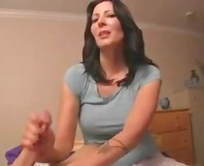 Brunette Pov Old and Young Big Cock Handjob Big Cock Mature Handjob Cock