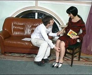 Mom Russian Brunette Old And Young Russian Mature Russian Mom